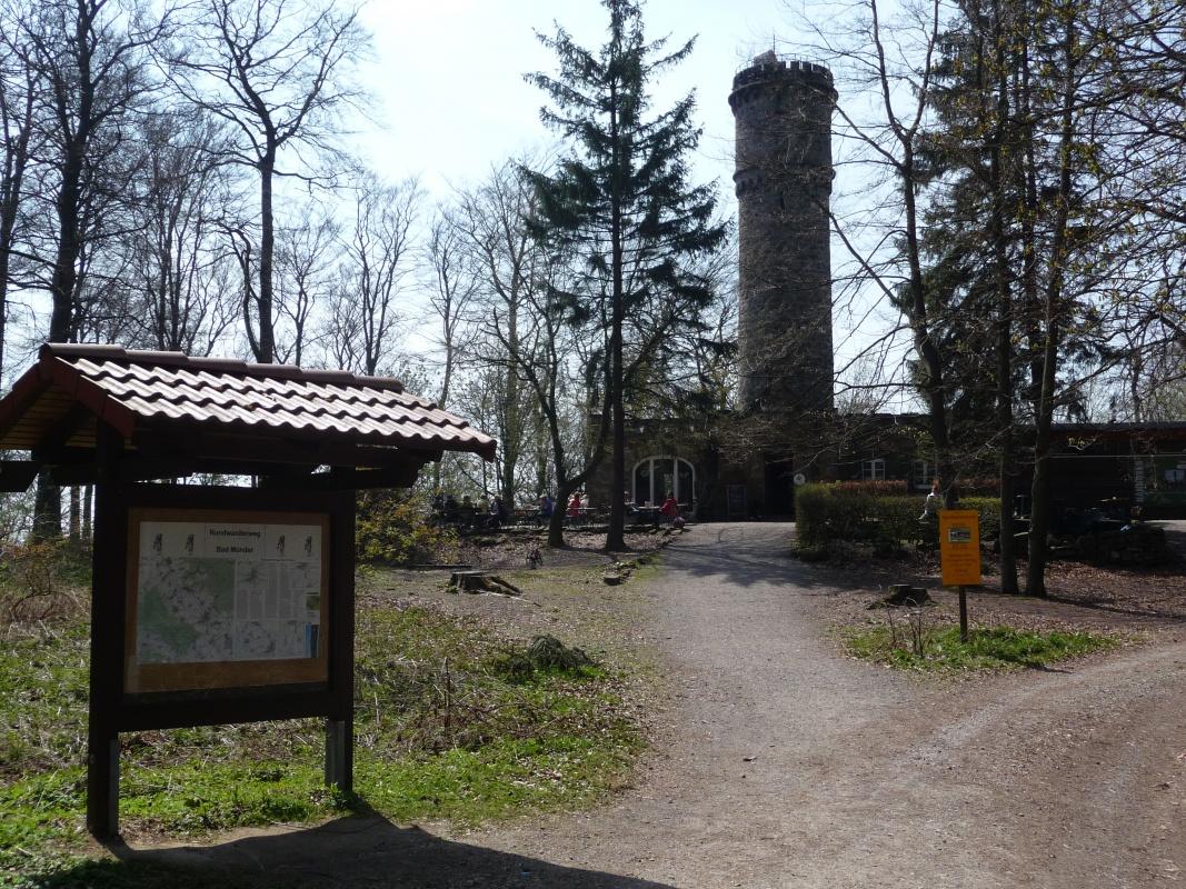 E1 Etappe 4 5 Bad Nenndorf Bad Münder