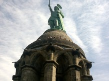 The Hermannsdenkmal (Hermann's Monument)